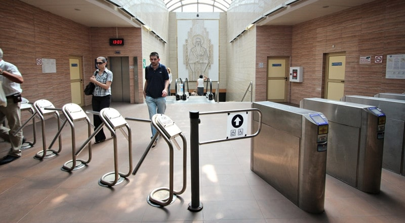 The Interesting History and Uses of Turnstile Gates