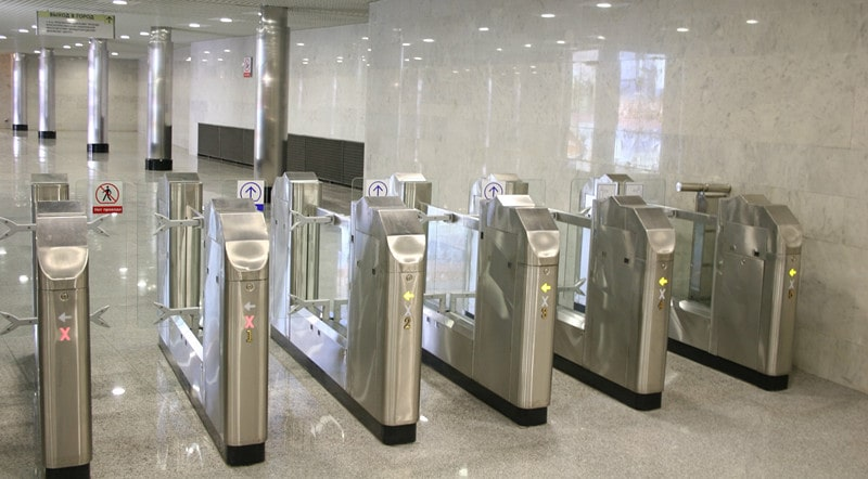 5 Ways Turnstile Gates Enhance Public Access Safety and Security