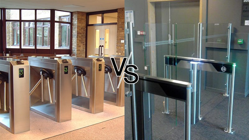 tripod turnstiles or speed gates