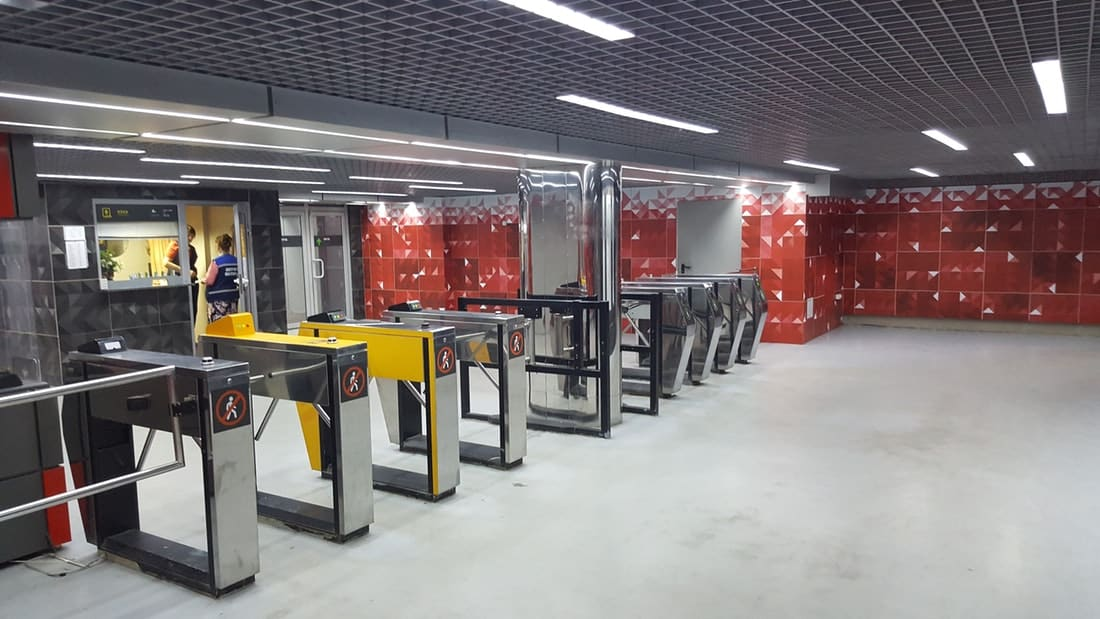 Turnstile for Your Facility